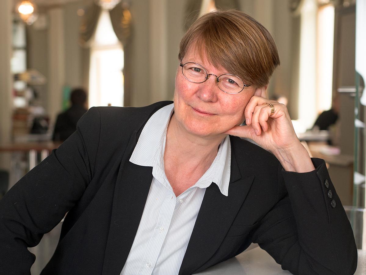 Tuija Pulkkinen.